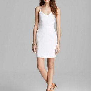 JOIE white spaghetti strap dress in small